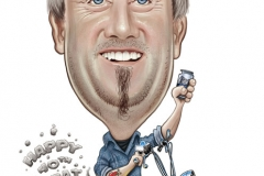 04_Harley_Davidson_Caricature_Cartoon