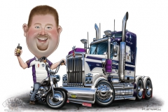 05_Kenworth_Caricature_Cartoon