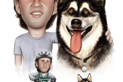 06_Caricature_Dog_Cartoon