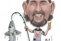 14_Fishing_Caricature_Cartoon