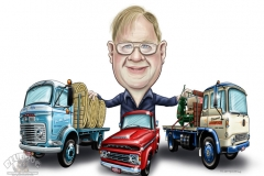 15_Vintage_Truck_Caricature_Cartoon