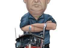 18_Caricature_Truck_Cabover_Cartoon