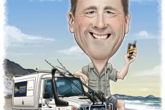 19_Caricature_Fishing_Camping_Cartoon