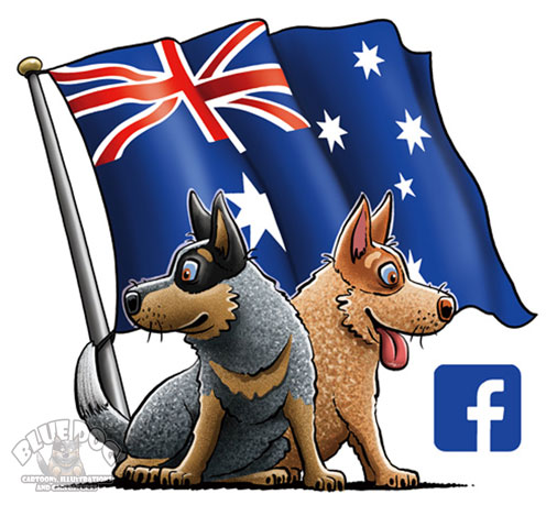 Commercial Art And Illustrations Bluedog Cartoons