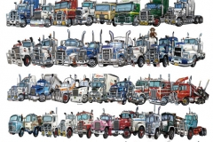 18_Truck_Cartoons_Collage