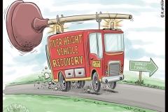 07_Editorial_Cartoon_CITYLINK_Truck