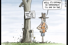 08_Editorial_Cartoon_Truck_Rest_Stop_Toilet